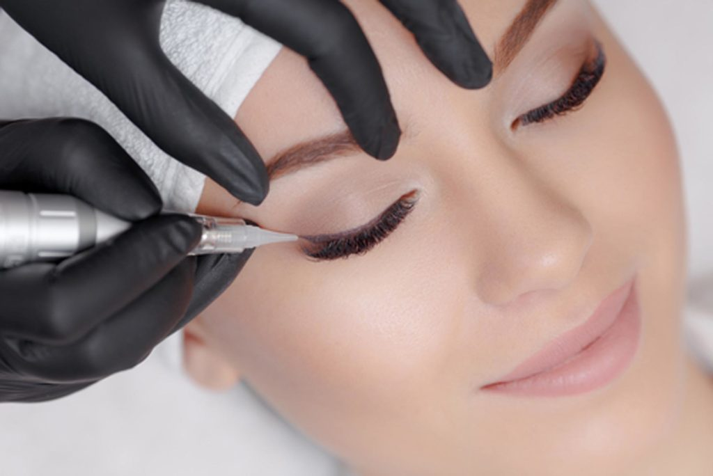 permanent make up augenlied hanau